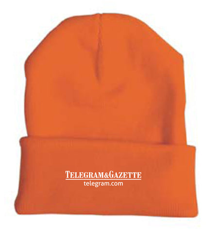 Telegram Heavyweight Cuffed Knit Cap
