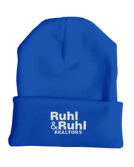 Ruhl & Ruhl Heavyweight Cuffed Knit Cap