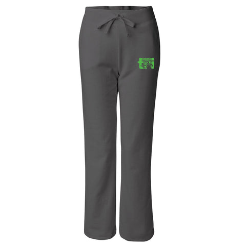 DATC Womens Open Bottom Sweatpants