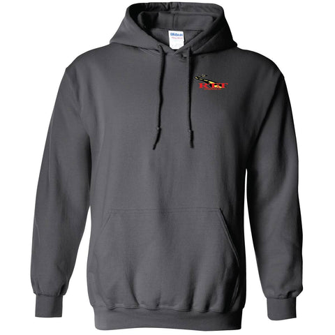 RT&T Heavy Blend Hooded Sweatshirt