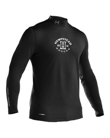 Hempstead Soccer Under Armour ColdGear Long Sleeve Mock