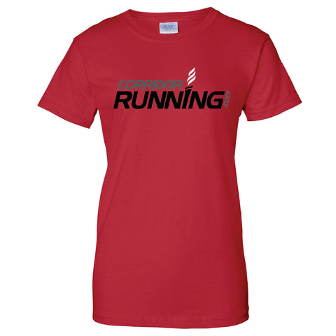 Corridor Running Short Sleeve T-Shirt (Ladies)
