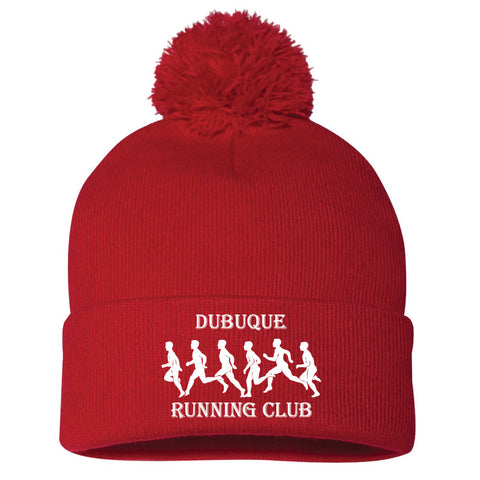 Dubuque Running Club Knit Cap