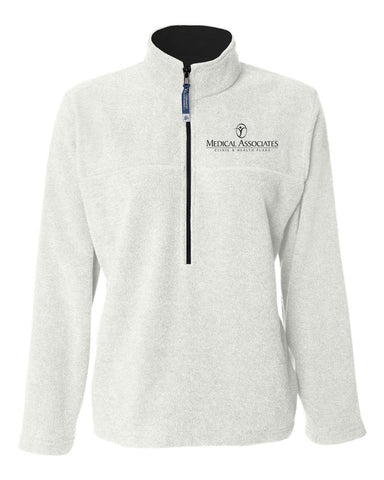 Medical Assoc. Colorado Clothing Fleece Half-Zip Pullover (Ladies)