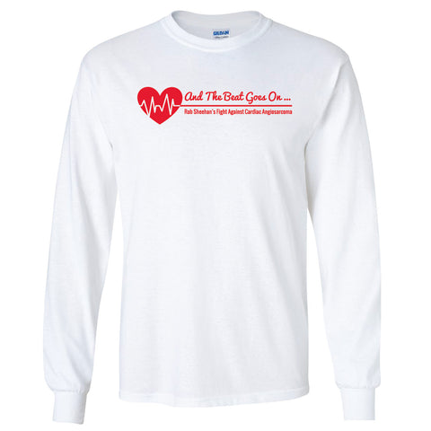 Rob Sheehan Benefit Adult Long Sleeve