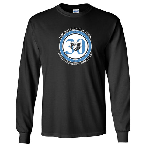 Dubuque Senior Reunion Long Sleeve T-shirt