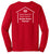 S&R - Uniform - Long Sleeve Tee (Red)