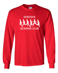 DBQ Running Club Long Sleeve