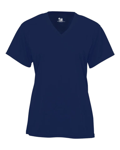 Kunkel & Associates Badger B-Core Ladies V-Neck T-Shirt (Ladies)