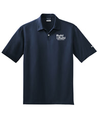 Ruhl & Ruhl Nike Golf Dri-Fit Pebble Texture Polo