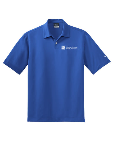 SPMB Nike Golf Dri-FIT Pebble Polo (Mens)