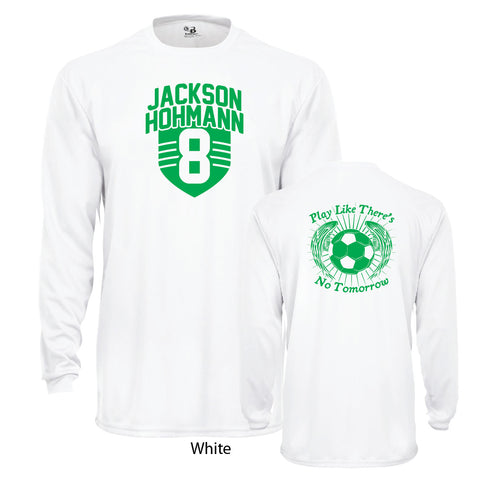 Jackson Hohmann Long Sleeve Dri-Fit