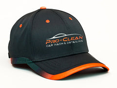 Pro-Clean Pacific Headware Lite Series Adjustable Running Cap