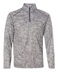 WDCSD Badger - Blend Quarter-Zip Pullover (Men's) - 4192