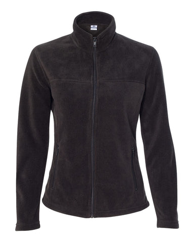 Dubuque Chorale Sport Fleece Full-Zip Jacket (Ladies)