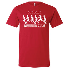 DBQ Running Club Sustainable T-Shirt
