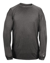 Kunkel & Associates Badger Pro Heather Long Sleeve Tee (Men's)