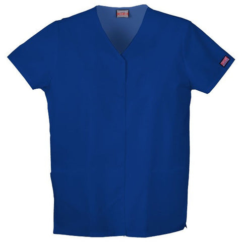 GMH Auxiliary Scrub Fundraiser Snap Front Top (Ladies) - 4770