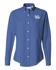 Ruhl & Ruhl Van Heusen Ladies Oxford Shirt