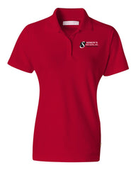 Simon's Trucking FeatherLite Pique Polo (Ladies)