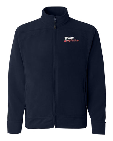 TM Logistics Microfleece Full-Zip Jacket (Mens)