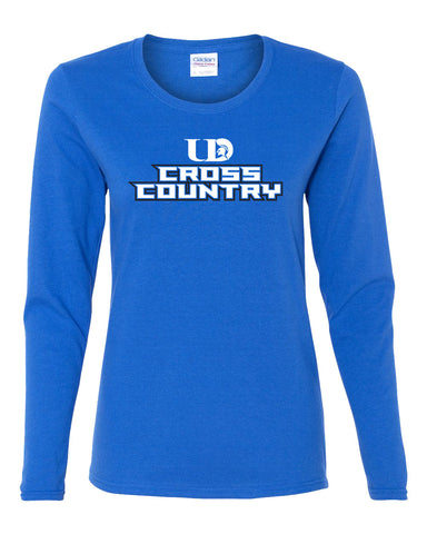 UD Cross Country Long Sleeve T-Shirt (Ladies')