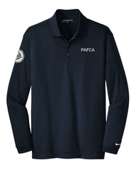 PAFCA Nike Golf Tall Long Sleeve Polo (Mens)