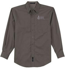 Catholic Charities Port Authority Long Sleeve Easy Care Shirt (Men's)