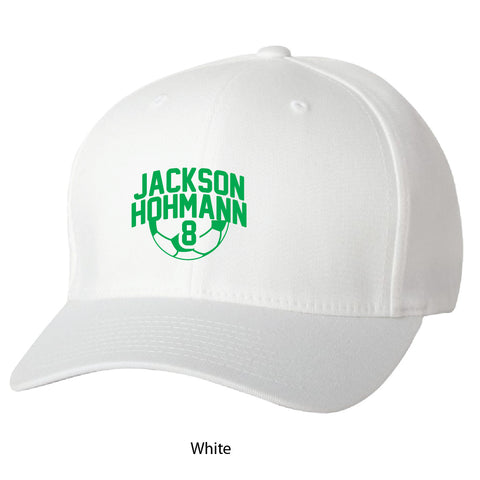 Jackson Hohmann Flex-Fit Hat