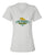 Hempstead Soccer Bella Missy V-Neck T-Shirt