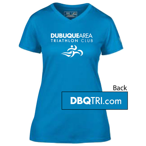 DATC New Balance NDurance Athletic V-Neck (Ladies)