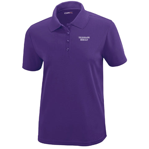 TH Media Core 365 Performance Pique Polo (Ladies) - 78181