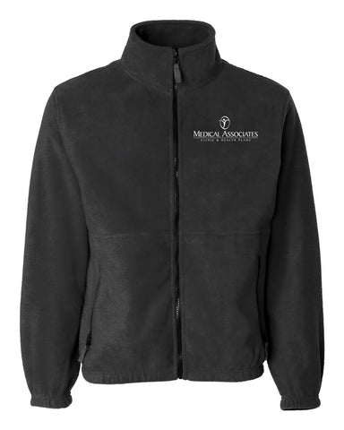 Medical Assoc. Full Zip Fleece Jacket
