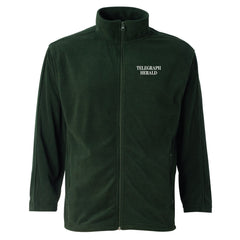 TH Media Moisture-Resistant Microfleece Full-Zip Jacket (Mens) - 81983