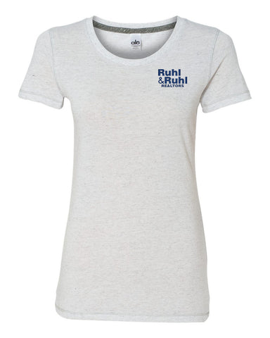 Ruhl & Ruhl Triblend T-Shirt Ladies
