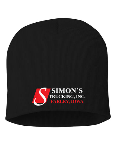 "Simon's Trucking 8"" Knit Beanie"
