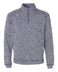 Sisters of the Presentation Cosmic Fleece Quarter-Zip Pullover Sweatshirt - 8614