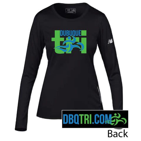 DATC New Balance Tempo Long Sleeve (Ladies)