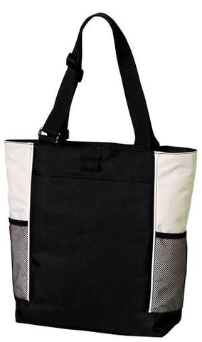 Dubuque Chorale Panel Tote Bag