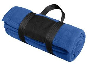 Medical Assoc. Port Authority Fleece Blanket with Carrying Strap