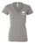 Sedgwick Triblend Deep V-Neck T-Shirt (Ladies)