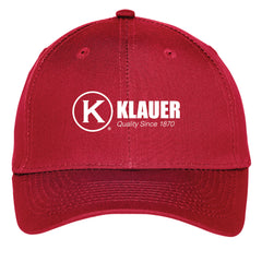 Klauer Port Authority® Uniforming Twill Cap
