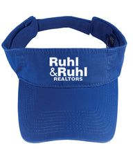 Ruhl & Ruhl Port & Company Fashion Visor