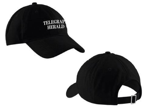 TH Media P&Co - Brushed Twill Low Profile Cap - CP77