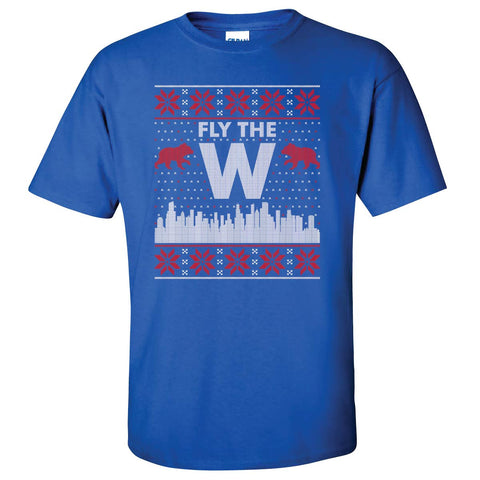 Fly The W Christmas Sweater