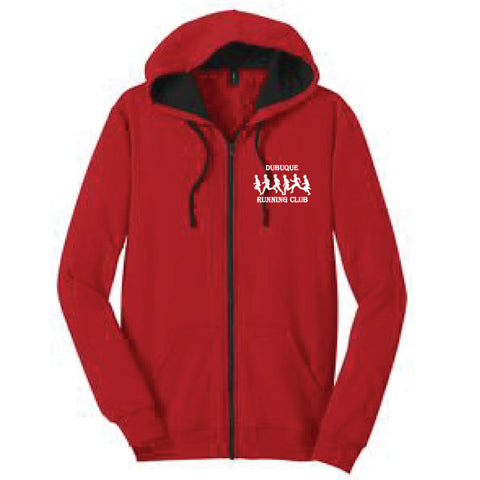 DBQ Running Club Full-Zip Hoodie (Mens)