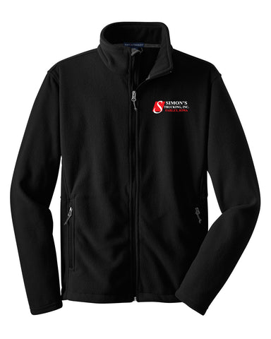 Simon's Trucking Port Authority Value Fleece Jacket
