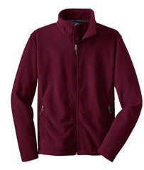 Sisters of the Presentation Port Authority Full-Zip Fleece Jacket (Men's) - F217