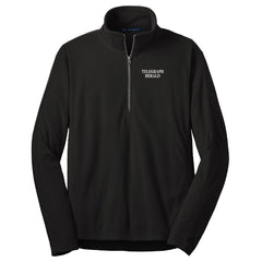 TH Media Port Authority Microfleece 1/2-Zip Pullover (Mens) - F224