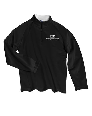 Cottingham & Butler 1/4 Zip Fleece Pullover